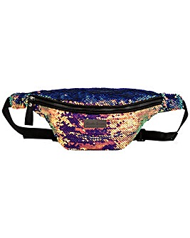 Claudia Canova Rocklit Sequin Bum Bag