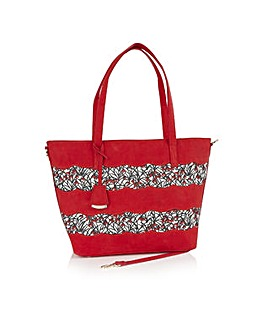 Ruby Shoo Mijas Beach Style Shopper Bag