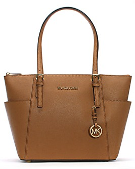 Michael Kors Saffiano Pocket Tote