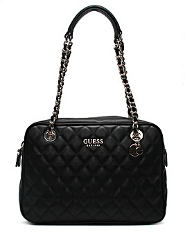 Guess Candy Quilted Shoulder Bag
