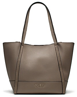Guess Heidi Pebbled Tote Bag