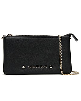 Versace Jeans Top Zip Cross-Body Pouch