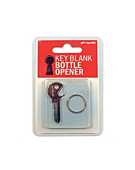 Key Blank Bottle Opener