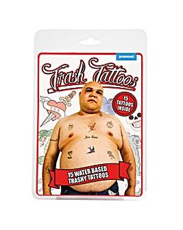 Trash Tattoos - For Him