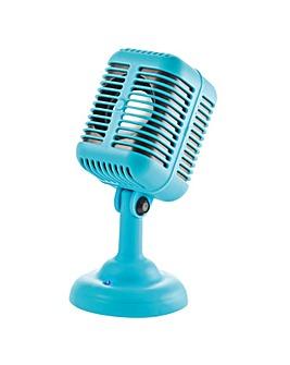 Rockabilly Mic Speaker