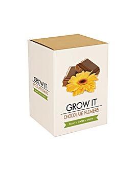 Grow It Chocolate Flowers