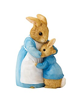 Beatrix Potter Mrs Rabbit & Peter