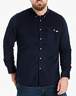 Fenchurch Cord Shirt Reg