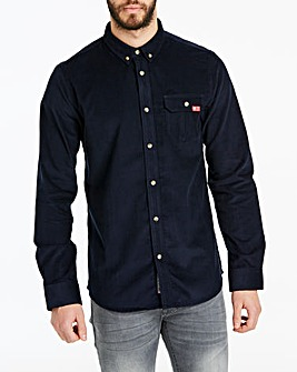 Fenchurch Cord Shirt Long