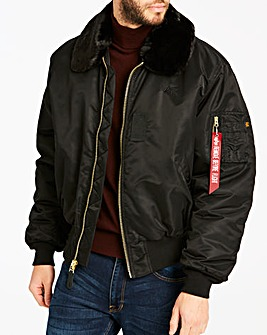 Alpha Industries B 15 Flight Jacket