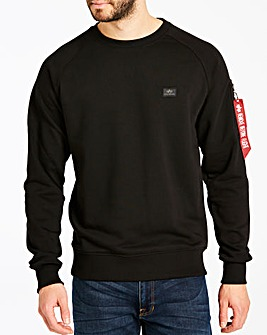 Alpha Industries X-Fit Crew Sweat