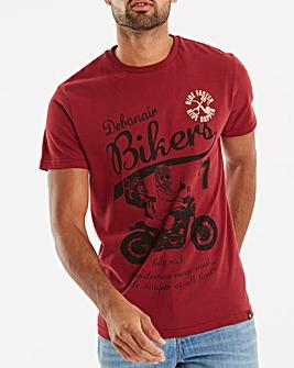 Joe Browns Debonair Bikes T-Shirt Long