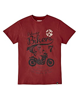 Joe Browns Debonair Bikes T-Shirt Long