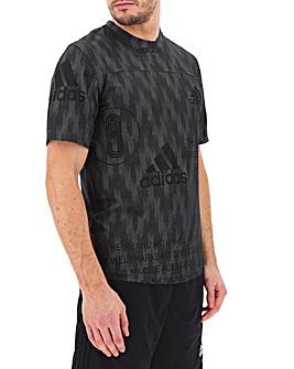 adidas City Knit T-Shirt