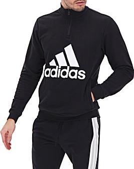 adidas 1/4 Zip Sweatshirt