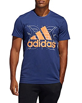 adidas Future Courts T-Shirt