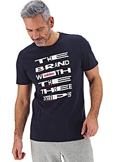 adidas Font T-Shirt