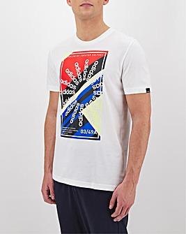 adidas Climate Slogan T-Shirt