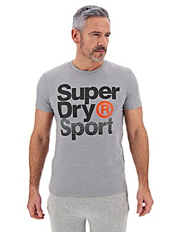 Superdry Core Sports S/S T-Shirt