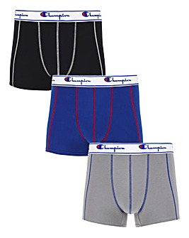 Champion Pack Of 3 Legacy Boxers
