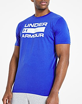 Under Armour Woodmark Short Sleeve T-Shirt