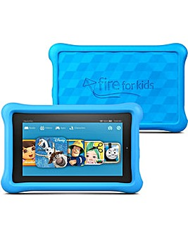 "New Kindle Fire 7"" Kids Edition Blue"