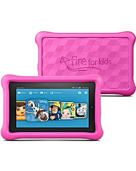 "New Kindle Fire 7"" Kids Edition Pink"