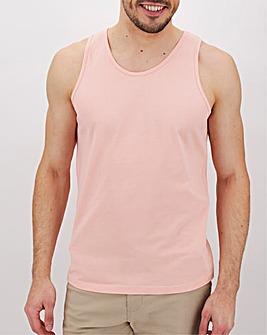 Pink Basic Vest