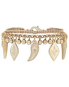 Accessorize Charmy Clasp Bracelet