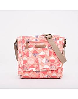 BRAKEBURN SHELLS CROSS BODY