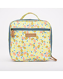 BRAKEBURN LEMON LUNCH BAG