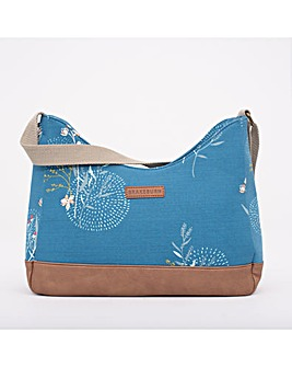 BRAKEBURN POSEY HOBO BAG