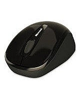 Wireless Mobile Mouse 3500 - Black