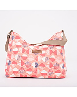 BRAKEBURN SHELLS HOBO BAG