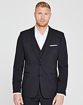 Flintoff By Jacamo Slim Suit Jacket S