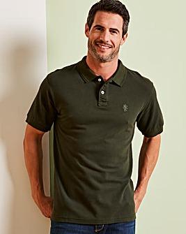 Capsule Khaki Short Sleeve Polo R