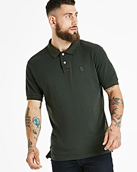 Capsule Khaki Short Sleeve Polo R