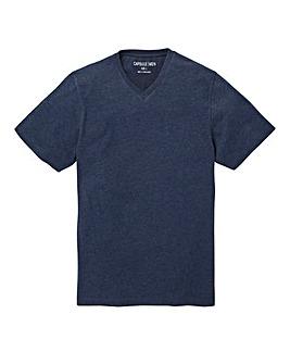 Capsule V-Neck T-shirt Long