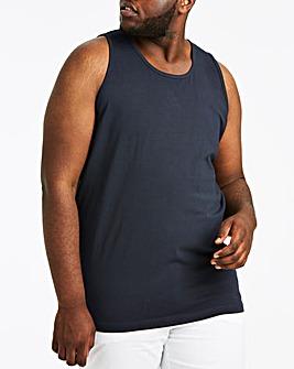 Navy Basic Vest