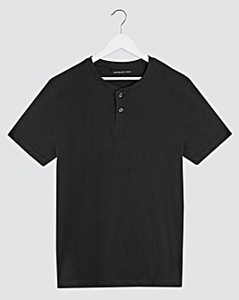 Black Grandad T-Shirt Long