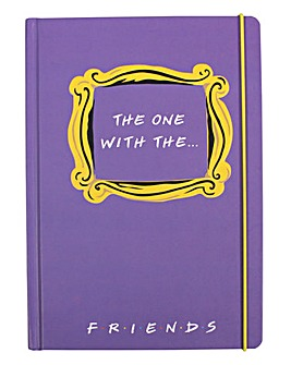 The One With The Friends Notebook