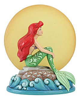 Disney Traditions Mermaid By Moonlight