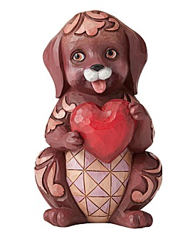 Love Is A Faithful Friend Figurine