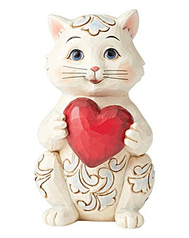 Purr-fectly Loved Figurine