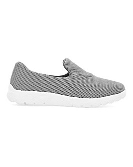 Cushion Walk Lightweight Leisure Shoes Ultra Wide EEEEE Fit