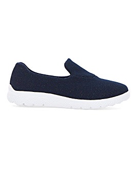 Cushion Walk Lightweight Leisure Shoes Extra Wide EEE Fit