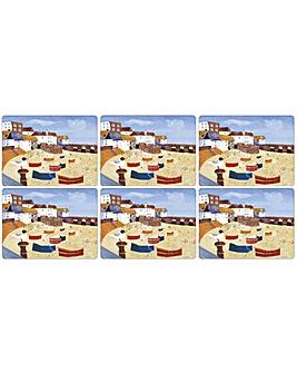 Pimpernel St Ives Windbreak Placemats