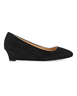 Low Wedge Shoes Extra Wide EEE Fit