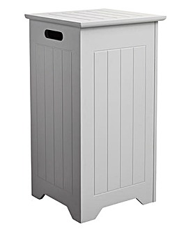 New England Slimline Laundry Hamper