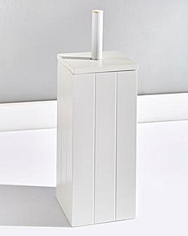 New England Toilet Brush and Holder
